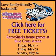 Free tickets to the RazorSharks 2013 Season!