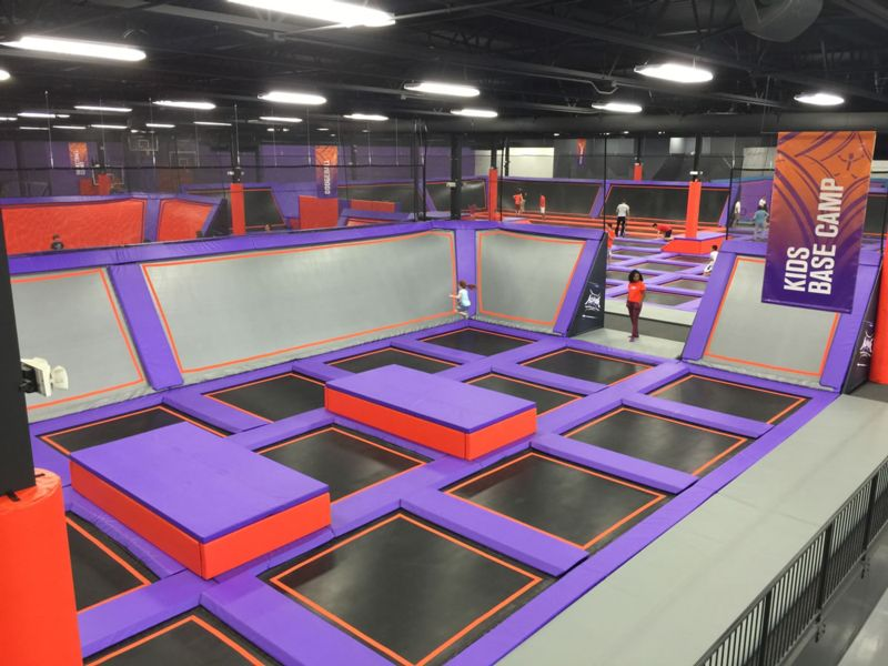 altitude trampoline park rochester kids out and about. Black Bedroom Furniture Sets. Home Design Ideas