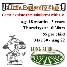 Little Explorers Club at Long Acre Farms