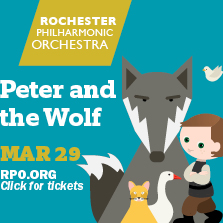 Peter and the Wolf - from the RPO's OrKIDStra series March 29, 2015