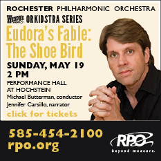 The Shoe Bird - OrKIDStra from the RPO - May 19, 2013