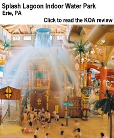 KidsOutAndAbout.com Review of Splash Lagoon, Erie PA