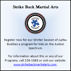 Strike Back Martial Arts