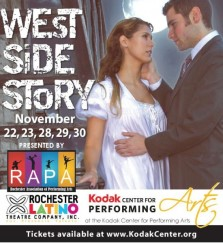 RAPA presents West Side Story