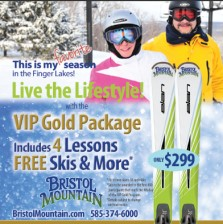 Learn to Ski at Bristol Mountain!