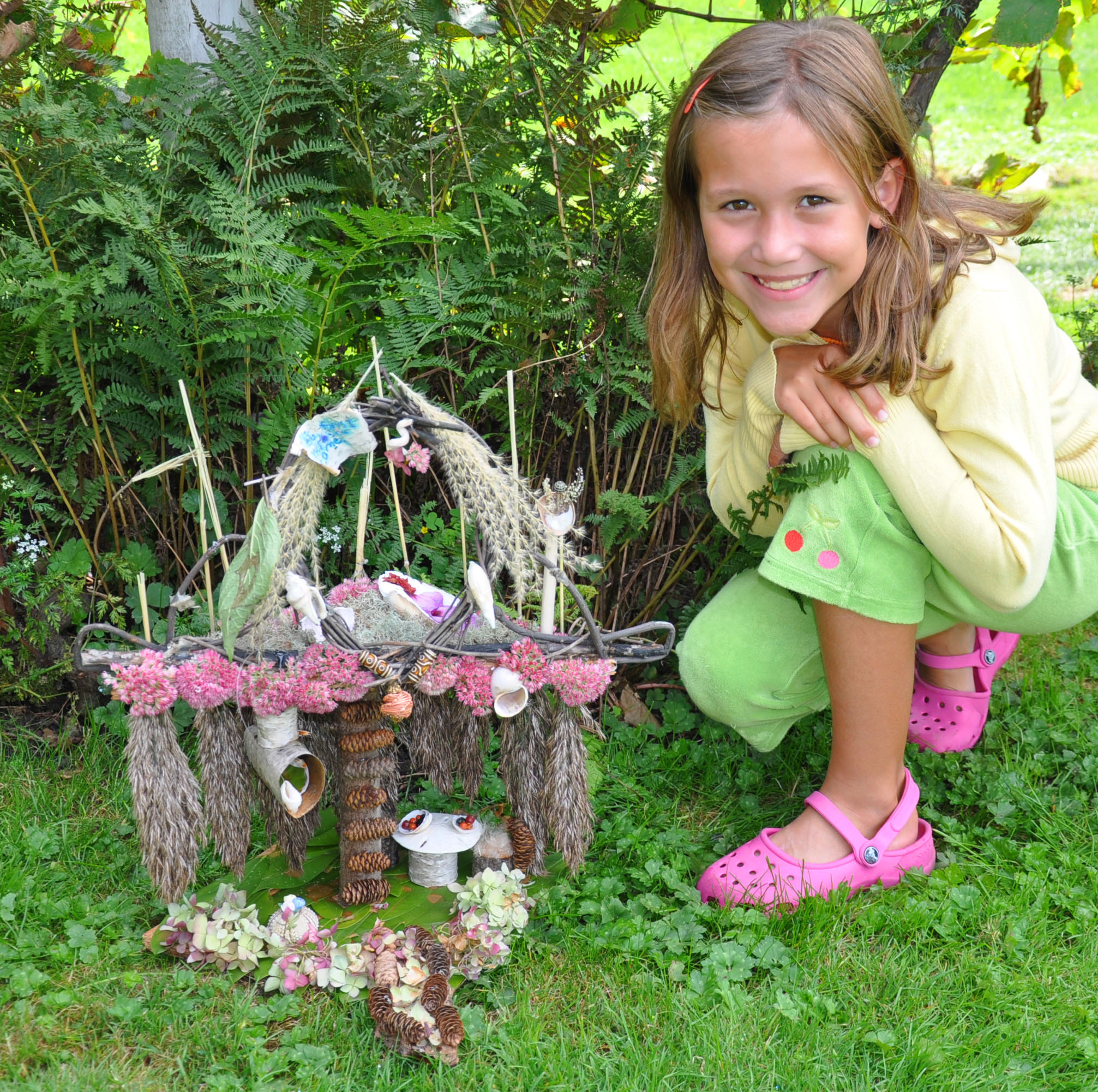 Corn Hill Fairy House Display Kids Out And About Rochester