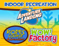 Adventure Landing - Ropes Course!