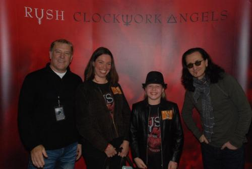 Geddy Lee Family Pictures to Pin on Pinterest - PinsDaddy