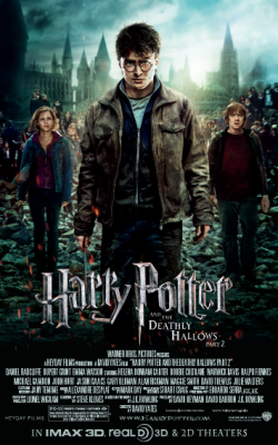 watching harry potter and the deathly hallows part 2 with kids