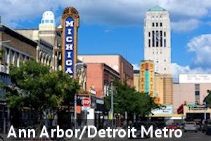 Ann Arbor / Detroit Metro Area