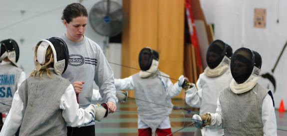 Why Your Kids Should Try Fencing | Kids Out and About Rochester