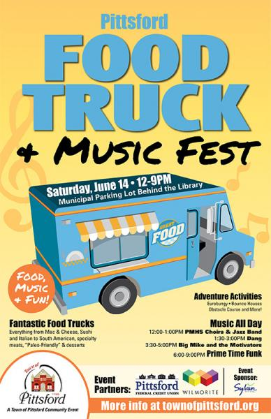 Pittsford Food Truck And Music Fest