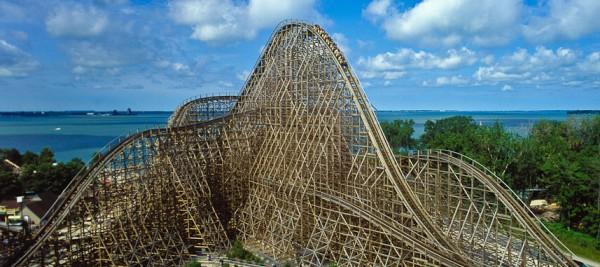 Roller Coaster Heaven A Review Of Cedar Point Sandusky