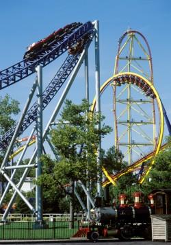 Roller Coaster Heaven A Review Of Cedar Point Sandusky Ohio