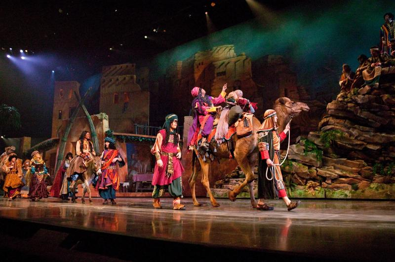 Family Friendly Review Joseph At Sight And Sound Theatre