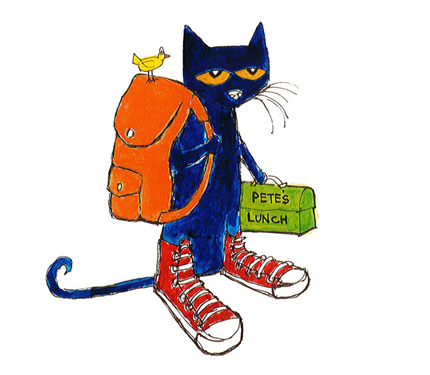 All Ages Meet Pete the Cat Kids