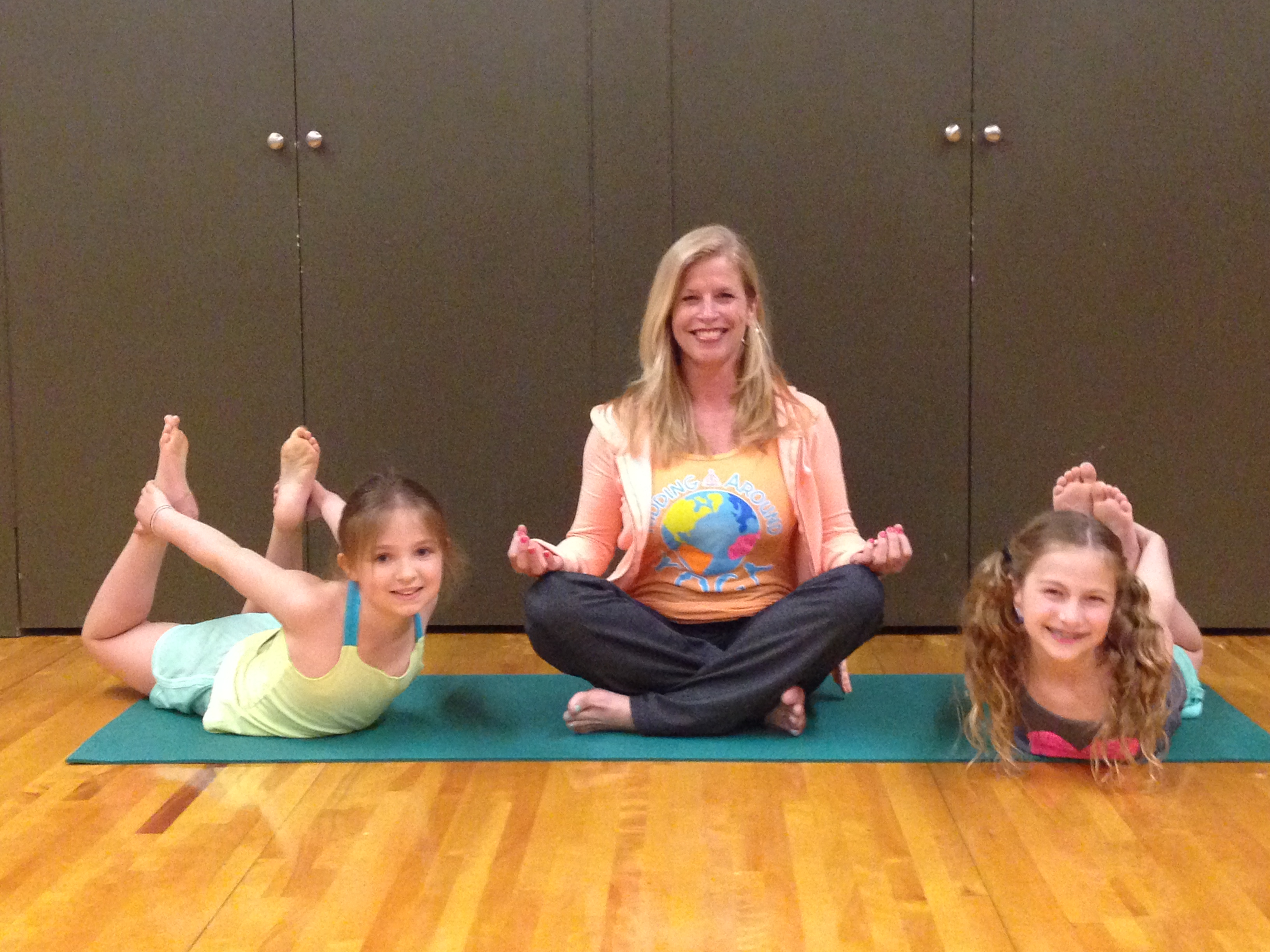 Kids Yoga Teacher Training | Kids Out and About Rochester