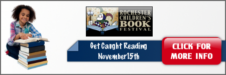 Rochester Children's Book Festival - November 15, 2014 at MCC