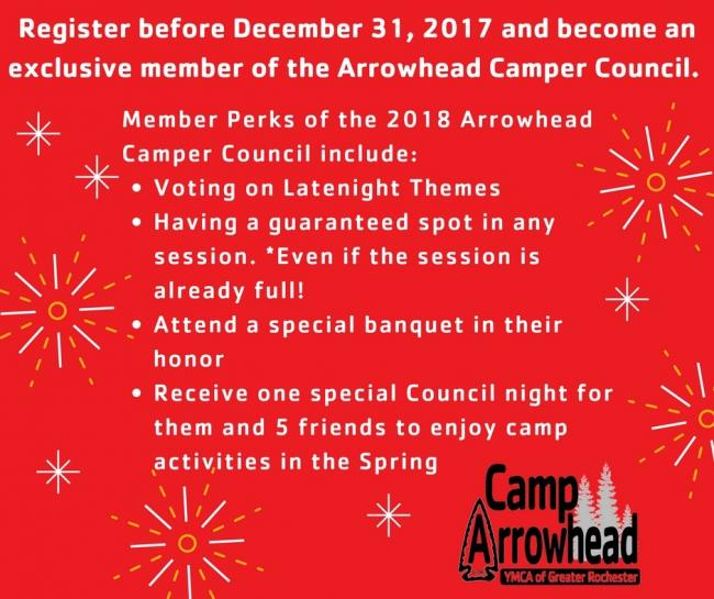 november 20 30 2017 summer camp registration for our legacy families those that attended in the 2017 summer december 1 2017 registration opens for