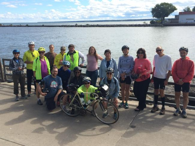 Genesee River Bike Ride | Kids Out and About Rochester