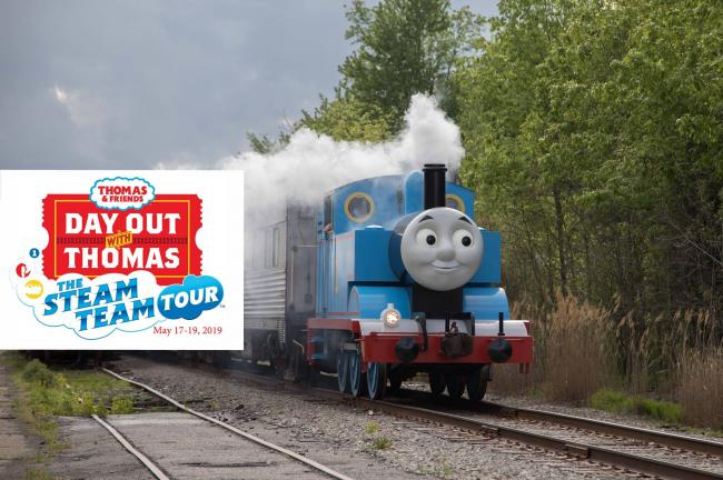 Day Out with Thomas: The Steam Team Tour 2019 | Kids Out and