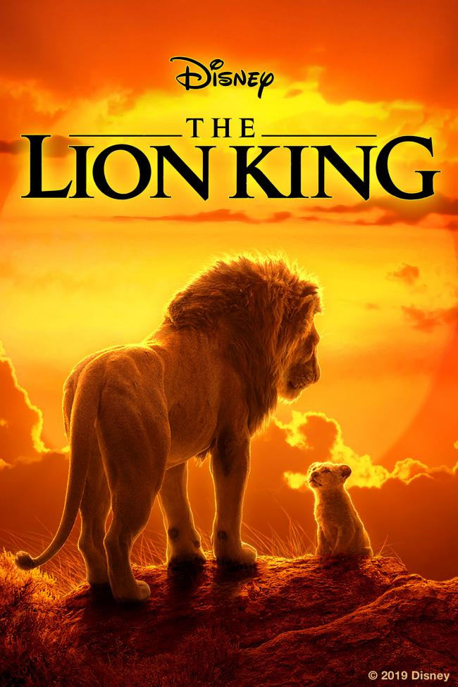 family movie  the lion king  2019