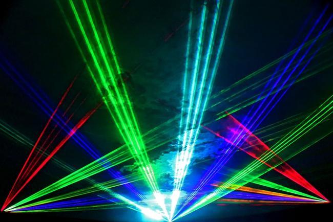 Strasenburgh Planetarium: The Beatles in Laser Light