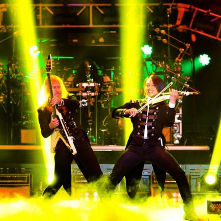 Trans-Siberian Orchestra 2017 The Ghosts of Christmas Eve