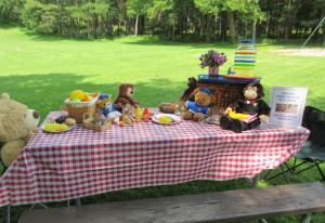 Annual Teddy Bear Picnic At Trailside Lodge, Letchworth St Park, With Wild  Wings Birds Of Prey, Tea Kettle Music, Story Teller, , Face Painting, ...