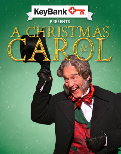 A Christmas Carol at Geva Theatre Center | Kids Out and About