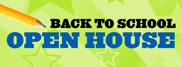 Back to School Open House | Kids Out and About Rochester