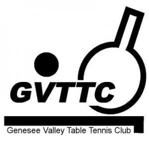 Genesee Valley Table Tennis Club Ping Pong Tournament