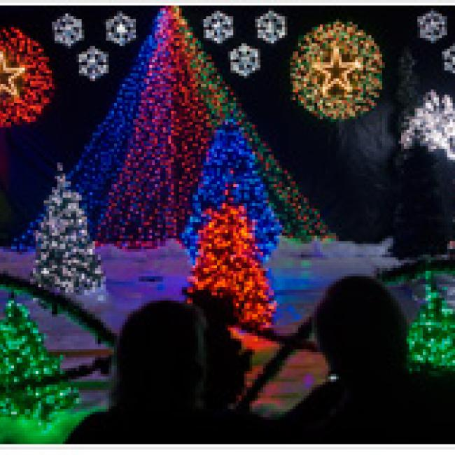 Holiday & Christmas Light Displays In The Rochester Area