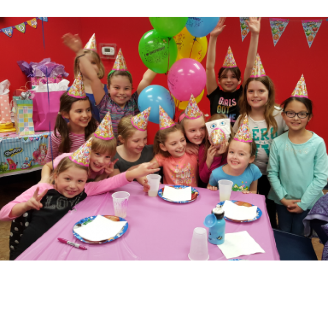 Bounce Sporting Club S 3rd Anniversary Party With Surprise: Kids Birthday Parties Rochester Ny