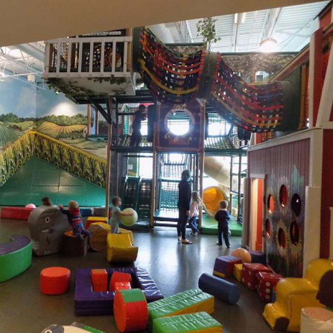 Indoor Play Centers In Greater Rochester NY