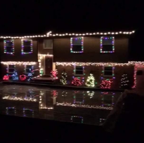 Location : Rochester, Ny Christmas Light Map 2021 Holiday Christmas Lights 100 House Driving Tour Of The Rochester Area Kids Out And About Rochester